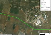המפות הללו מתארות תכנית שכרגע הוקפאה. לא ברור מדוע ממשלת ישראל דחפה בכל כוחה להקמת מתקני זיקוק מסוכנים לגז טבעי בלבו של עמק חפר. לא רק שהתכנון הציב את המתקן קרוב במיוחד לישובים האפשרות ההגיוניות להקמת המתקנים עמוק בים התיכון ורחוק מגבול הרשות הפלסטינית כלל לא נבדקה.