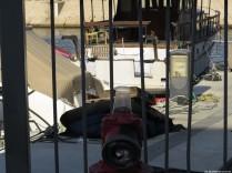 חבל ועצוב כל כך שנמל יפו מלוכלך דרך קבע באשפה וזבל. עיריית תל אביב היא מהצטיינות בשמירה על ניקיון חוף הים שלה למעט הנמל שכמו נשכח מהעין. מבקרים, תיירים, אנשים הבאים לאכול במסעדות או סתם לטייל בערב נתקלים באשפה בכל פינה במקום שינהו מיופיו של נמל יפו. אין ספק שאנשים העושים קניות צריכים להיות אחראיים לכך ששקיות הניילון שלהם, הבמבה הביסלי ושאר מיני החטיפים ושאר אריזות המזון צריכים לדאוג שהם לא יגיעו לים אלא לפח. הדבר לא מוריד מאחריות העירייה לאסוף את הלכלוך כמו שהיא עושה בהצלחה בכל חופי תל אביב.
